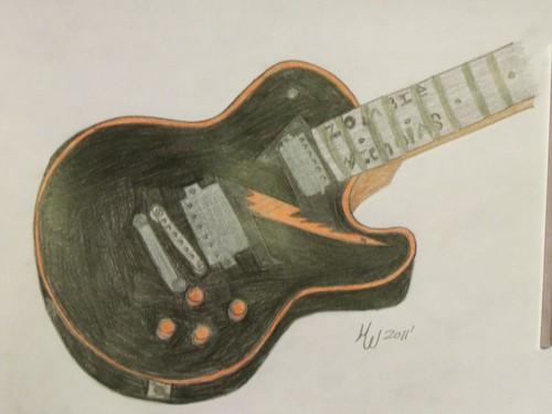 <3marias 기타 for Nick<3