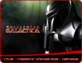 CYLON - &quot;Cybernetic Lifeform Node&quot; - Centurion - battlestar-galactica photo