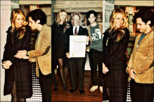 """Gossip Girl"" Celebrates 100 Episodes - PB"