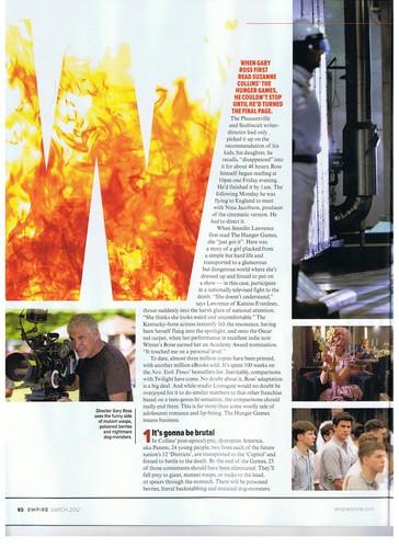 [HQ] Empire magazine scans