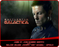 «Jamie St. John Bamber Griffith» alias «Commander Leland Joseph Lee Adama» - «Apollo» - battlestar-galactica photo