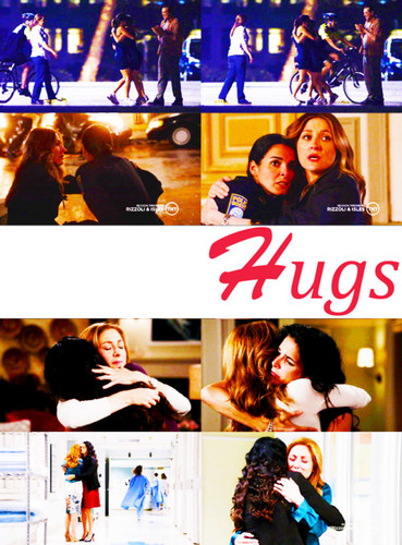 Rizzoli & Isles wallpaper possibly with anime titled -Jane & Maura Alphabet-