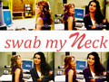 -Jane & Maura Alphabet- - rizzoli-and-isles fan art