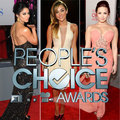 ♥ Miley,Vaneesa,Demi on People's Choice Awards 2012 ♥