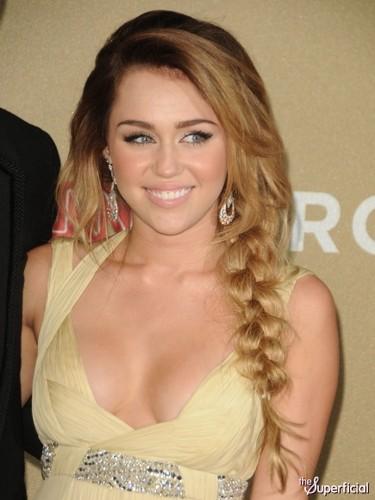 ♥ Miley on CNN Heros ♥