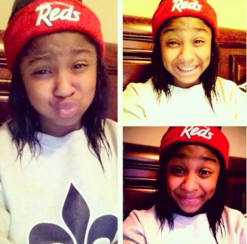 #Swagg! - reginae-carter Photo