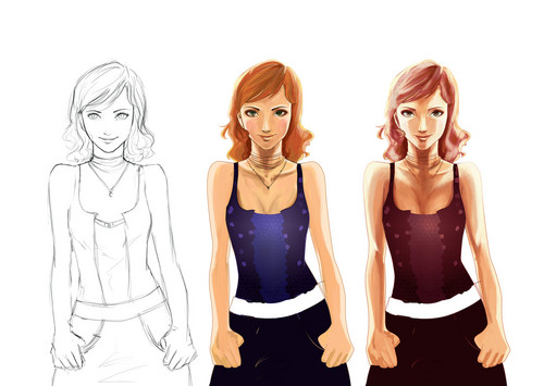 Clary, Clary and Clary