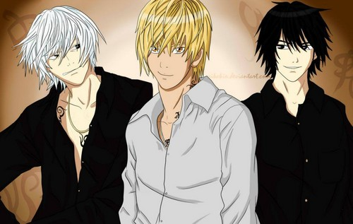 Shadowhunter Boys