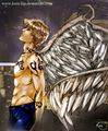 Like An Angel - the-mortal-instruments-series-fanatics fan art