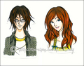 Friends - the-mortal-instruments-series-fanatics fan art
