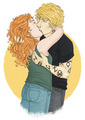 Kisses - the-mortal-instruments-series-fanatics fan art