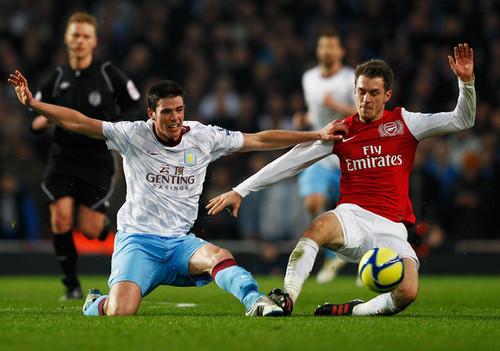 A. Ramsey (Arsenal - Aston Villa)
