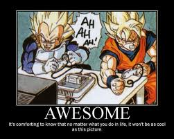 AWESOME - dragon-ball-z Photo