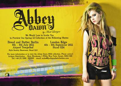 Abbey Dawn (Miscs)