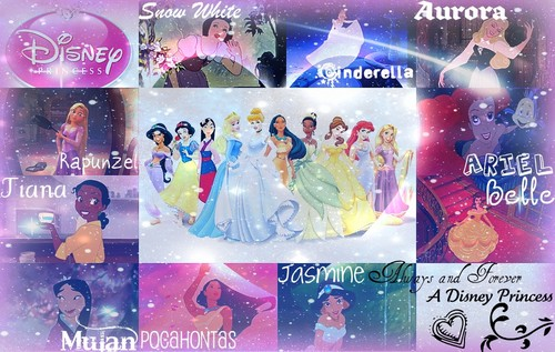 Always and Forever A ディズニー Princess