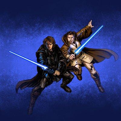 Anakin Obi wan