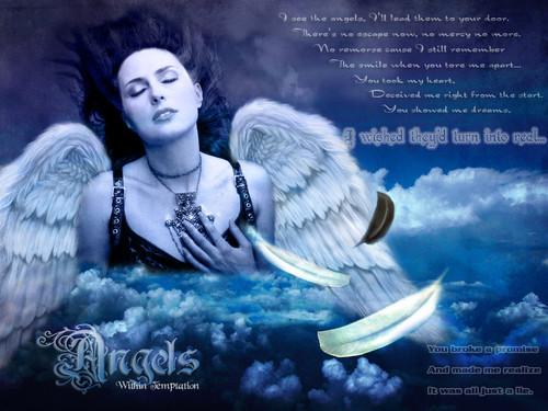 angel Sharon