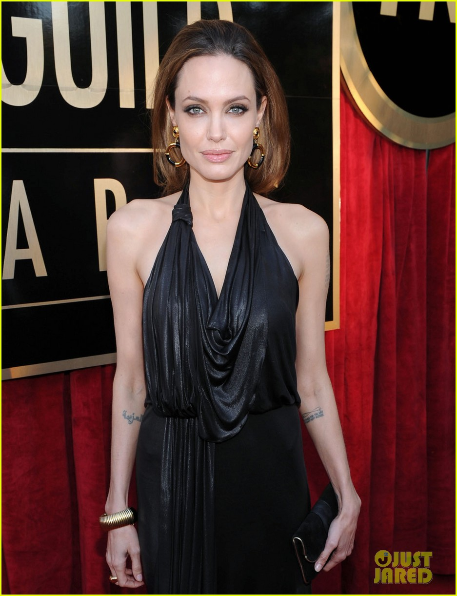 Angelina Jolie - SAG Awards