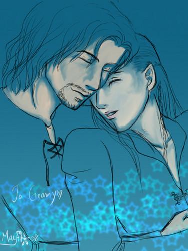 Aragorn x Legolas
