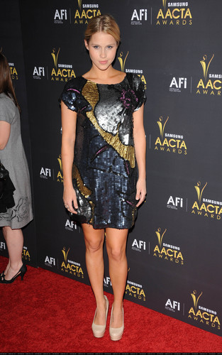 Australian Academy Of Cinema & televisie Arts Awards - January 27, 2012.