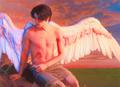 Beautiful angel - michael-jackson photo