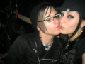 Beautiful couple♥ - mikey-way-and-alicia-simmons photo