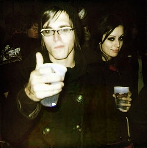 Mikey Way And Alicia Simmons Tattoos Mikey Way & Alicia...