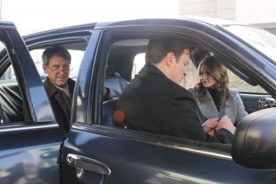 Behind The Scenes of 4x15