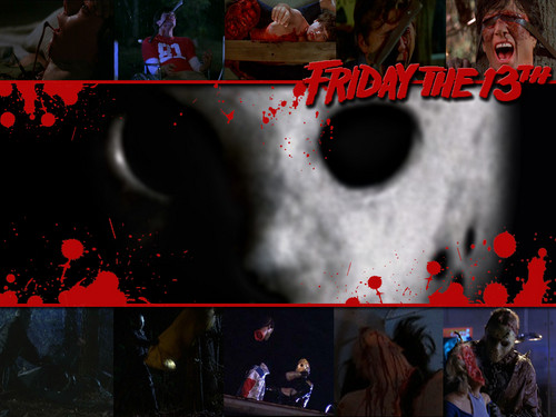 Friday the 13th wallpaper entitled Best Deaths