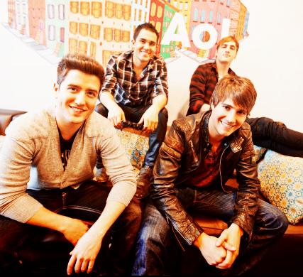 Big Time Rush :))