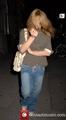 "Billie Leaving ""The Garrick Theater"" - London. - billie-piper photo"
