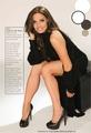 Brunette Trish - trish-stratus screencap