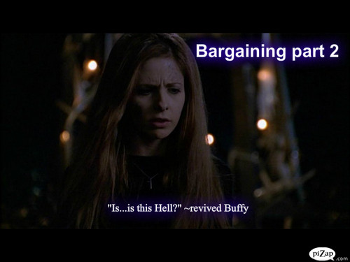 "Buffy episode wallpaper #4 ""Bargaining part 2"""