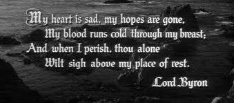 sa pamamagitan ng Lord Byron