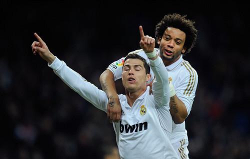 C. Ronaldo (Real Zaragoza - Real Madrid)