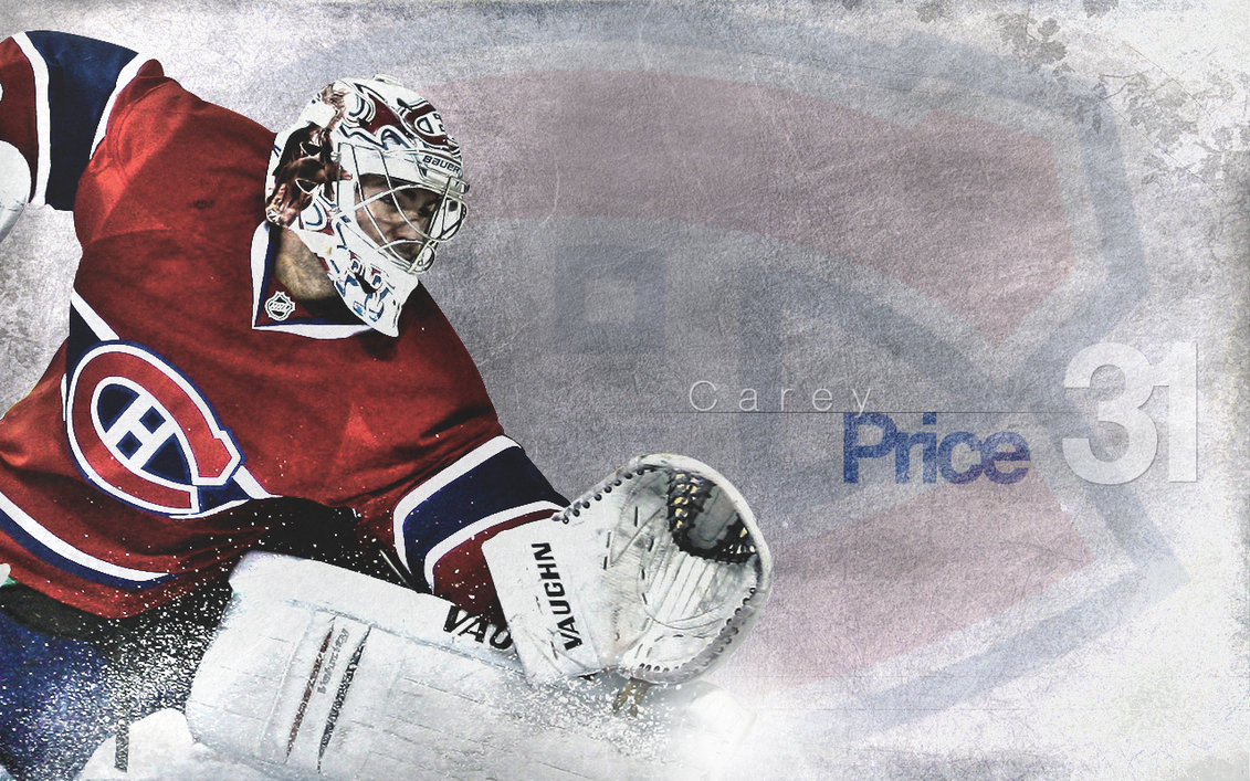 Carey Price fond d'écran