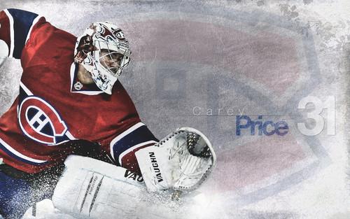 Carey Price achtergrond