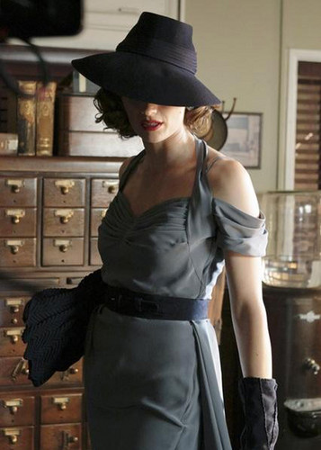 Castle wallpaper probably with a fedora entitled Castle Blue Butterfly Behind the Scenes
