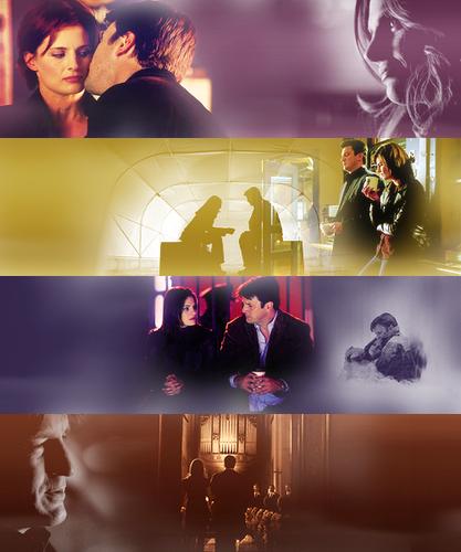 замок and Beckett <3
