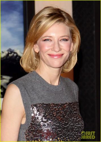 Cate Blanchett: Louis Vuitton Rome Opening!