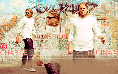 Charlie Hunnam Wallpaper