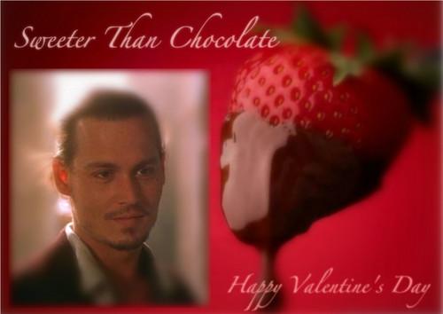 Schokolade Valentine ~ Fanart