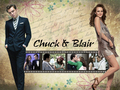 Chuck & Blair - blair-and-chuck wallpaper
