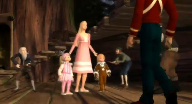 Clara and the Villagers