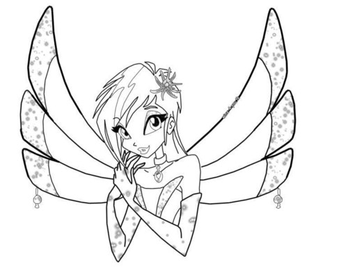 Coloring Page :)