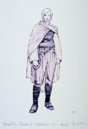 Anakin Skywalker fond d'écran possibly containing a breastplate titled Could toi imagine?