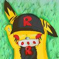 Cute Rocketchu