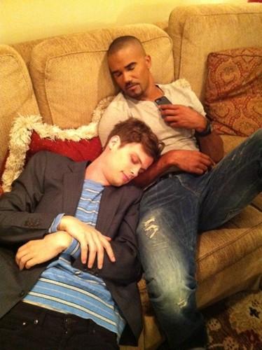Cutest nap ever =D <3