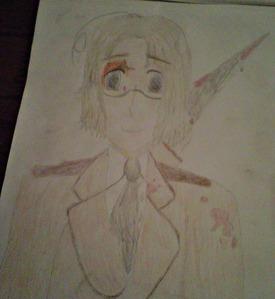 Dark! Canada my drawing 3 (full)