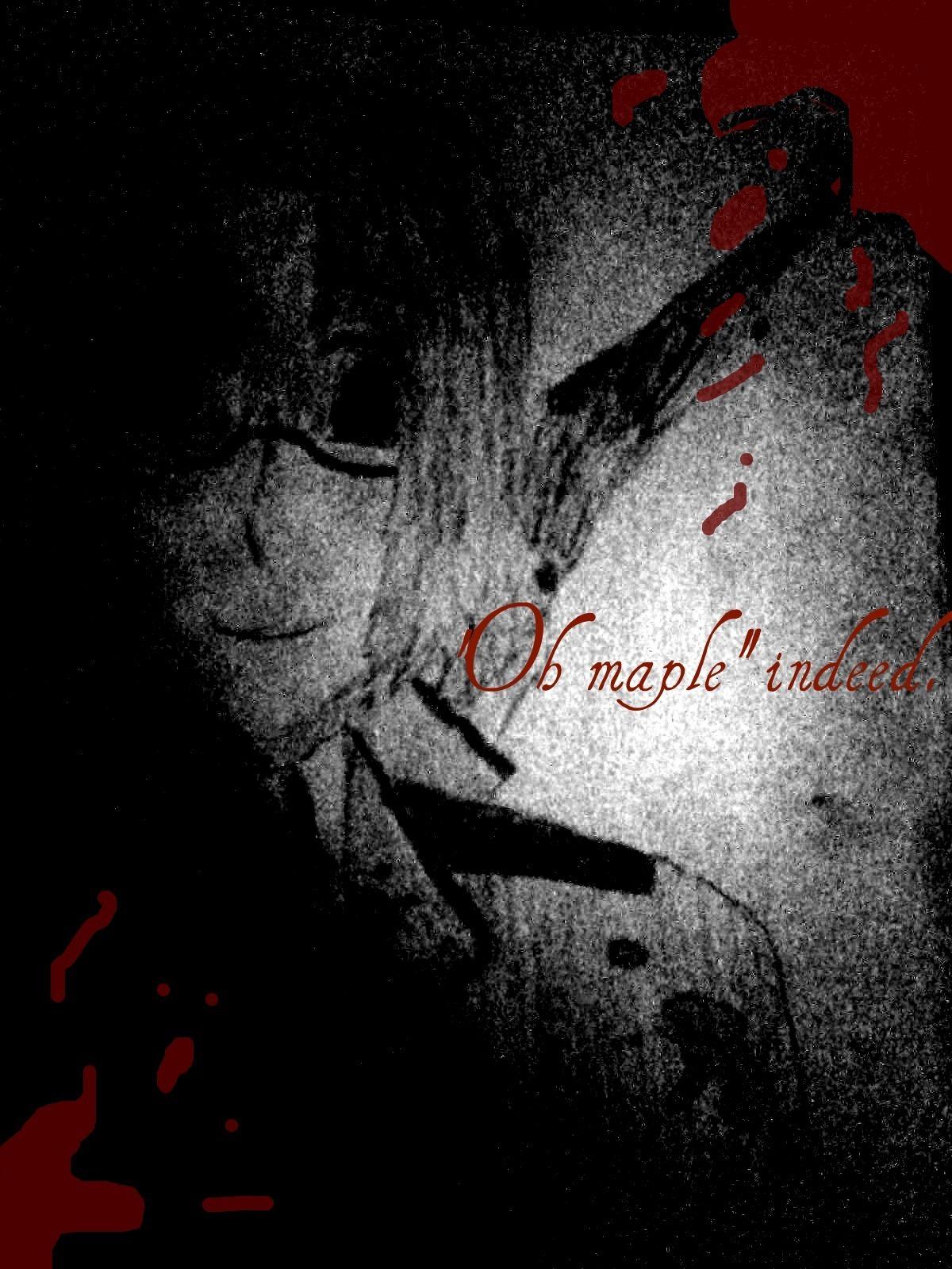 Dark!Canada (from Heta...
